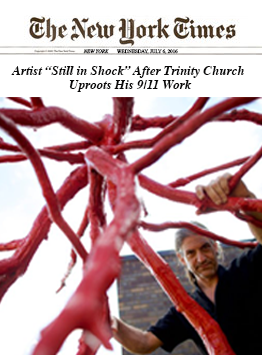 Steve Tobin, New York Times, Unite to Save the Trinity Root